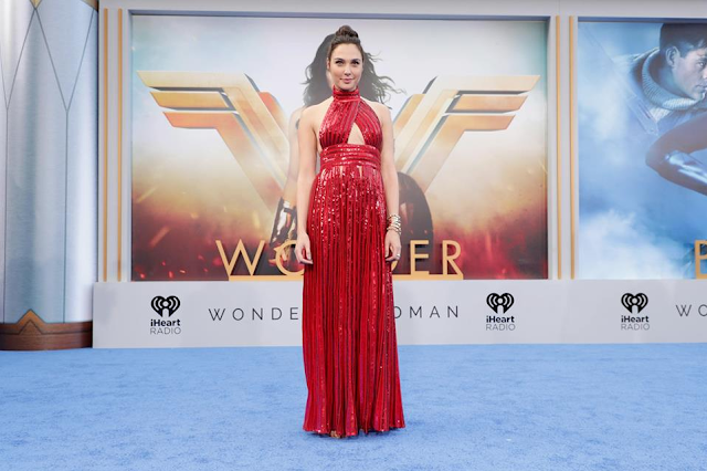 Film itu dibintangi Gal Gadot yang berperan sebagai Diana Prince alias Wonder Woman.