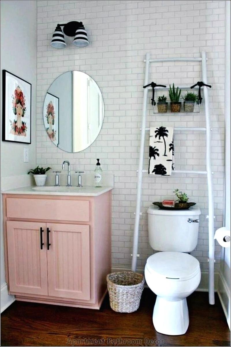 Small Apartment Bathroom Decor Ideas Easy