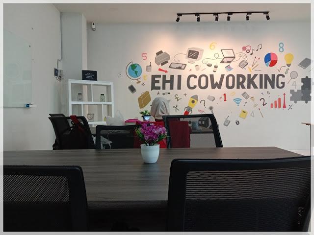 ehi coworking space purwokerto