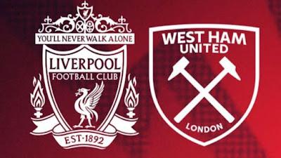 مشاهدة مباراة ليفربول وويست هام يونايتد اليوم 31-1-2021 بث مباشر في الدوري الانجليزي