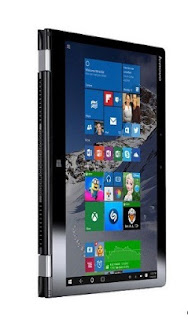 LENOVO IdeaPad YOGA 700 6DID - Mode Tablet
