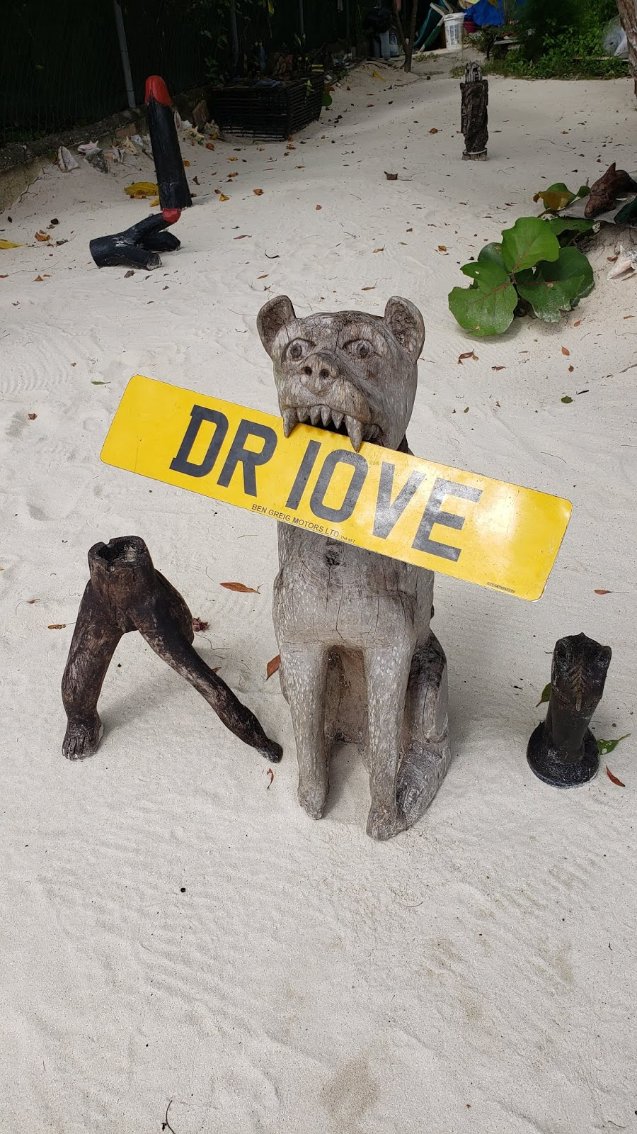 dr. love beach negril jamaica