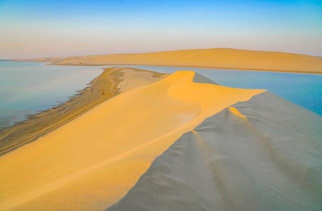 Khor Al Adaid: Five reasons to visit this extraordinary 'Inland Sea'