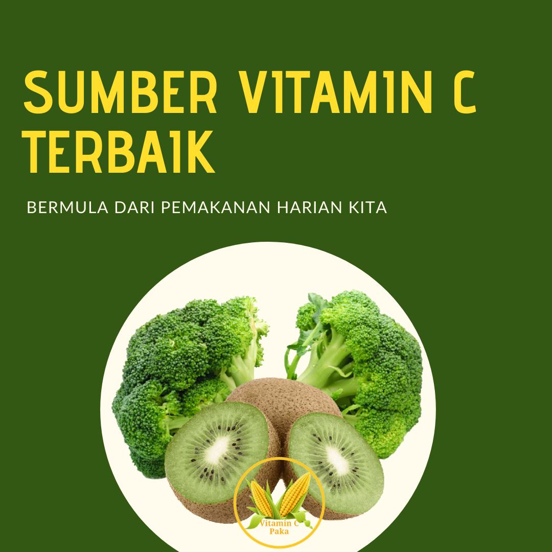 Makanan sumber vitamin c shaklee terbaik dipasaran sekarang