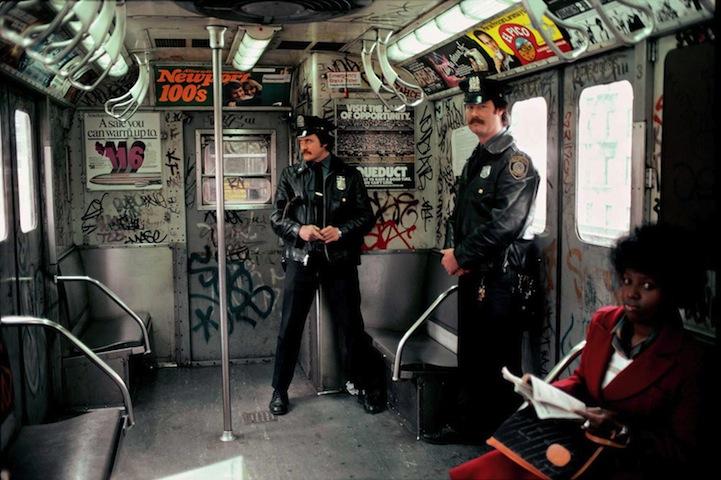 Metro de Nueva York 1980