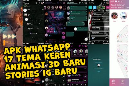 Whatsapp Mod Terbaru Tanpa Kadaluarsa Dan 17 Kumpulan Tema KEREN