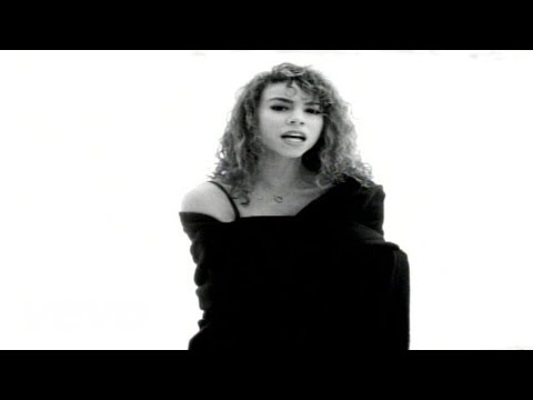 Ilustrasi Single Hits Mariah Carey 1990 Love Takes Time - Upayawan