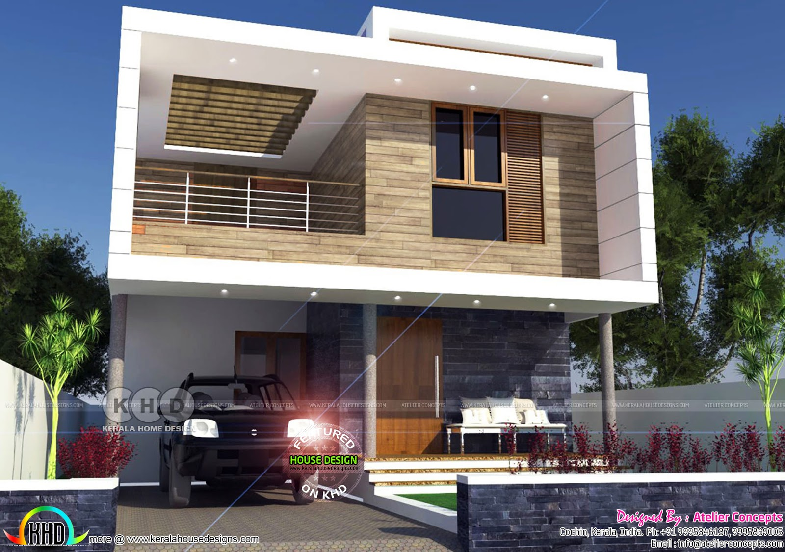 December 2018 Kerala Home Design And Floor Plans