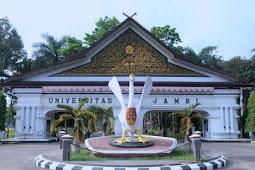 Sejarah Universitas Jambi