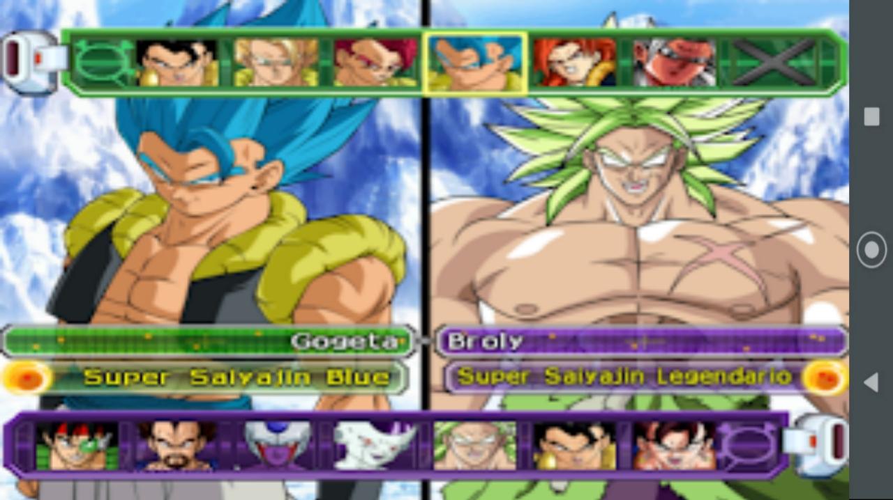 Dragon Ball Super Budokai Tenkaichi 3 MOD