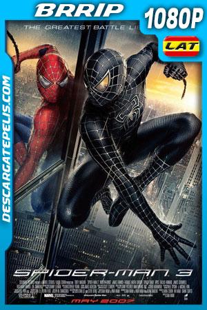 El hombre araña 3 (2007) BRrip 1080p Latino – Ingles