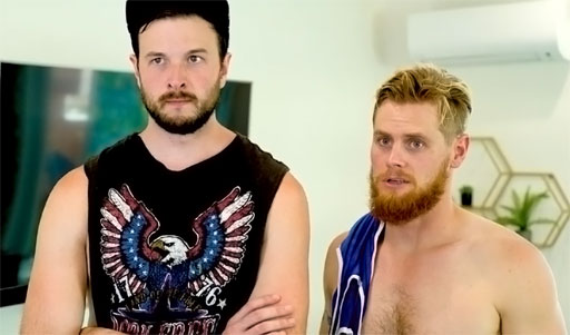 Artie O'Daly drops the latest installment of his 'Bad Boy' video series, and this time we get not one, but two 'Bad Boys' making trouble for Daddy Scott.