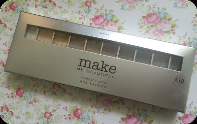 next make me beautiful eyeshadow palette