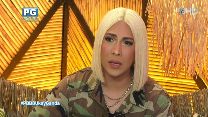 PBB Otso: Hasna Cabral's story makes Vice Ganda cry