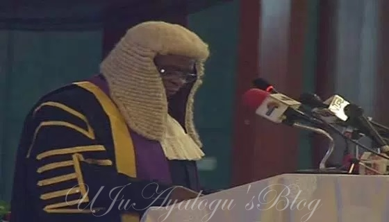 Onnoghen: Court Gives Buhari, Acting CJN, Others 7 Days To Appear