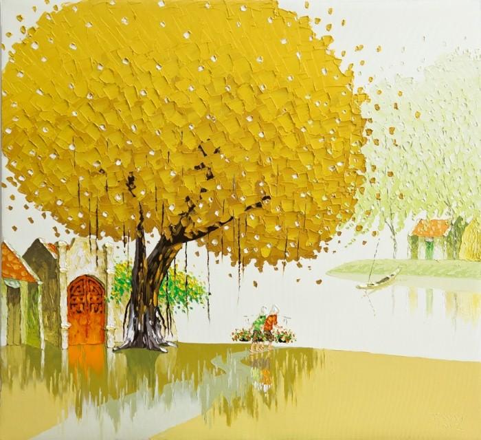 Современные вьетнамские художники. Phan Thu Trang 13