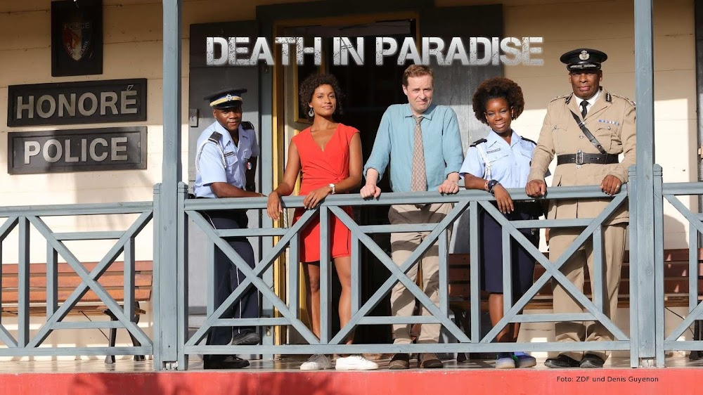 Drehorte Death In Paradise