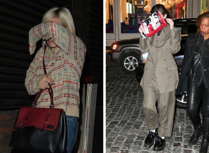 Hilarious Celebrity Reactions To Paparazzi Who Kept On Following Them