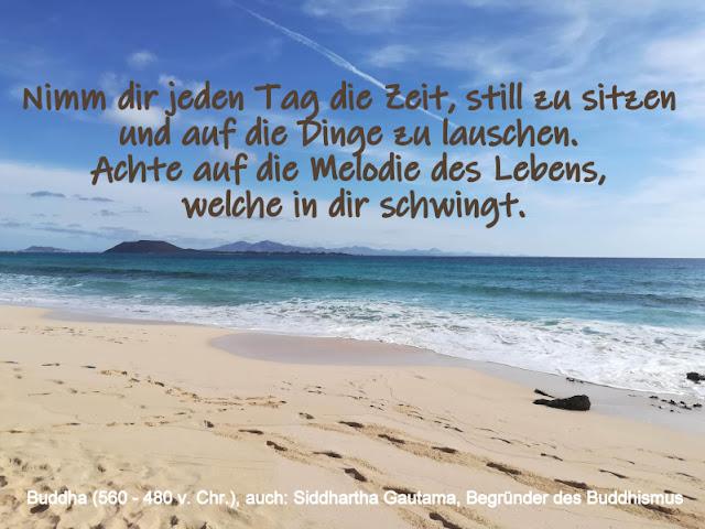 Zitat - Quote: Buddha