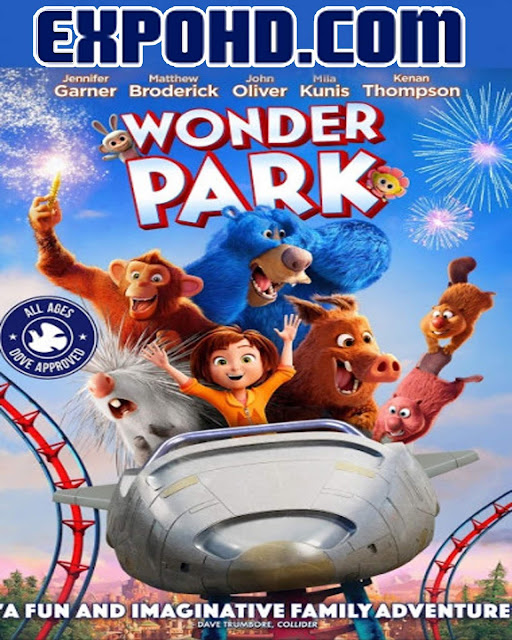 Wonder Park 2019 Dual Audio 480p | 720p | Esub 1.2Gbs [HDRip x 265] G.Drive | Download