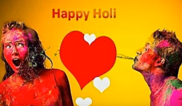 Holi Shayari English 2019 Happy Holi With Love Holi Shayari Wishesh in English 2019