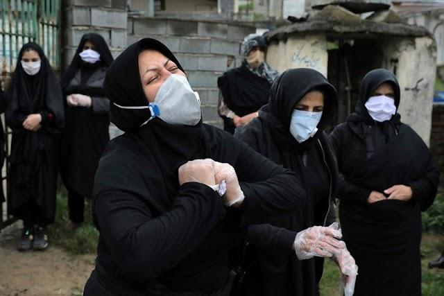 Az iráni elnök szerint 25 millió iráni fertőződhetett meg