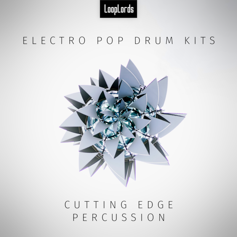 LoopLords: Electro Pop Drum Kits