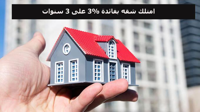 التمويل العقارى والاسكان