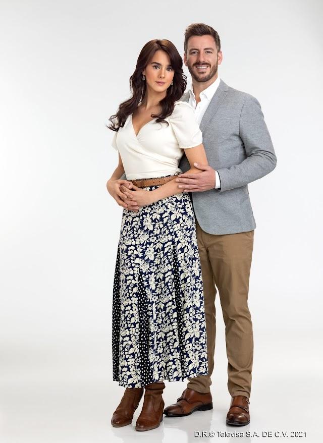 Diseñando tu amor, la nueva telenovela de Pedro Ortíz de Pinedo  Gala Montes debuta como protagonista