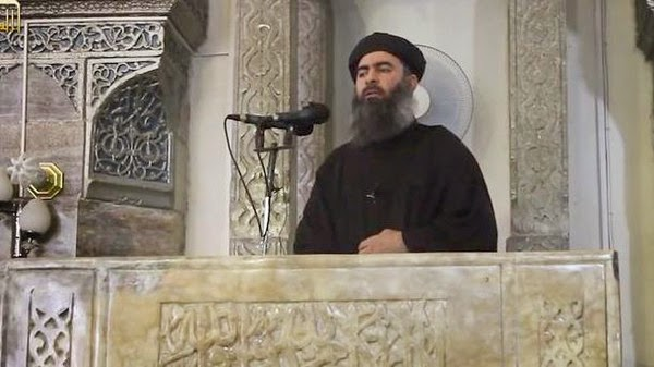 ISIS chief Baghdadi's uncle arrested in Iraq