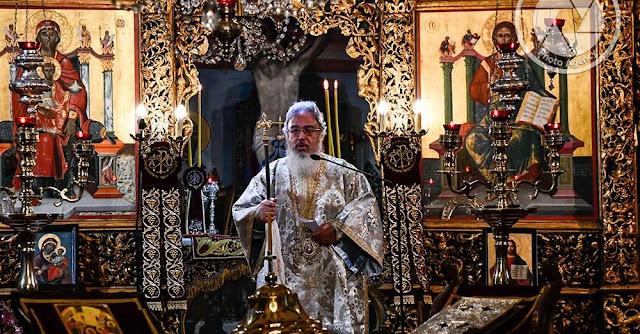 Οι Ιεροί Ναοί   Όπως ανακοίνωσε η Μητρόπολη Νικοπόλεως και Πρεβέζης, οι Κατανυκτικοί Εσπερινοί της περιόδου της Μ. Τεσσαρακοστής κατά τους οποίους θά χοροστατήσει ο Σεβ. Μητροπολίτης κ. Χρυσόστομος θα τελούνται, κάθε Κυριακή στις 6:30μ.μ., σύμφωνα με το ακόλουθο πρόγραμμα: