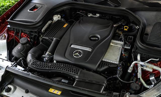 Đánh giá Mercedes-Benz GLC 200 2020