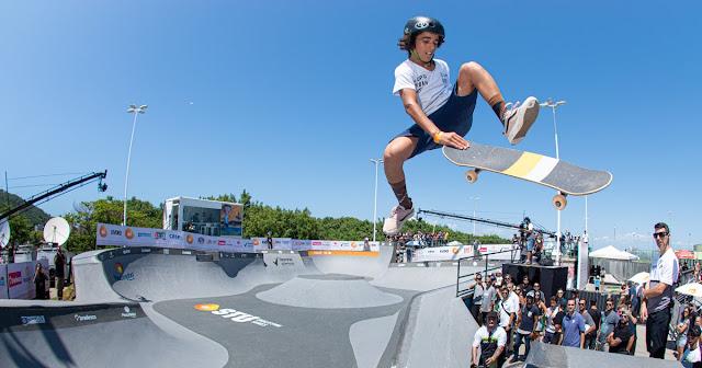 Seleção brasileira de skate - Foto: Reprodução Internet
