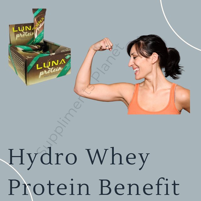 BENEFITS OF HYDRO WHEY PROTEIN