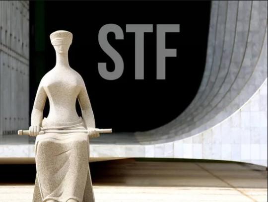 VEJA A PROVA!! STF é protocolo de ataques a Bolsonaro de toda ordem -  até pedido de autorização para difamar o presidente tem