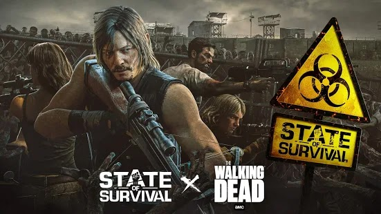 State of Survival The Walking Dead Collaboration Screenshot