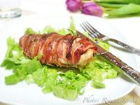 Pui cu lemongrass si bacon