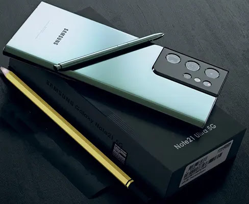 Samsung Galaxy Note 21 Ultra 5G, Samsung Galaxy Note21 Ultra 5G