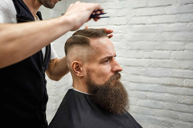 Men Hairstyle for Thin Hair