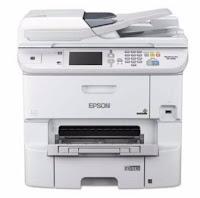 Epson WorkForce Pro WF-6590 téléchargements de pilotes