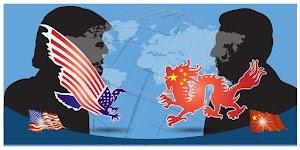 CORONAVÍRUS CRIOU UMA BRECHA ENTRE EUA E CHINA