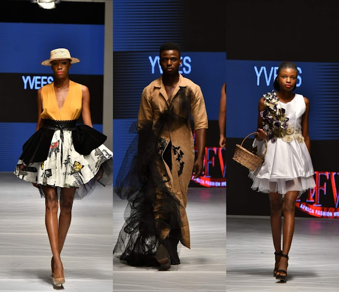 Showcasing Designers and Exhibitors at Africa Fashion Week Nigeria 2019