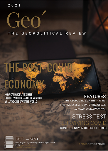 GEO´ THE REVIEW 2021