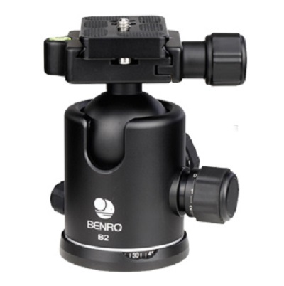 Benro B2 Dual Acton ball head new
