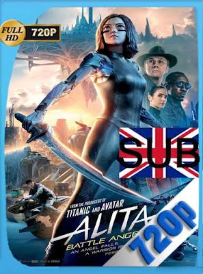 Alita, Battle Angel (2019) HD[720P] subtitulada[GoogleDrive] DizonHD