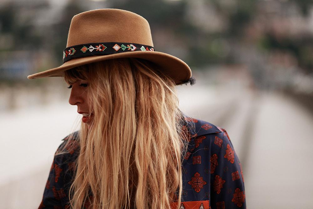 fringeandfrange hat