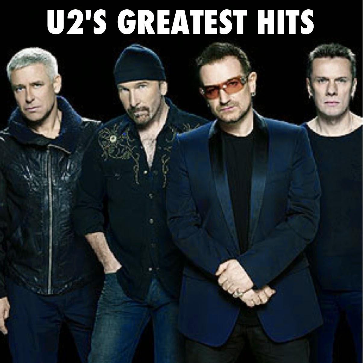 u2 top hits