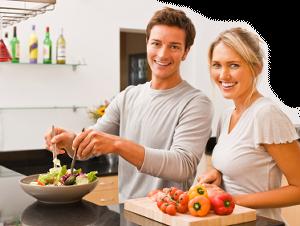 penderita pcos, yaitu dengan cara: olahraga rutin, konsumsi makanan sehat (pilih indeks glikemik rendah), dan turunkan berat badan. apa itu pcos dan gejalanya