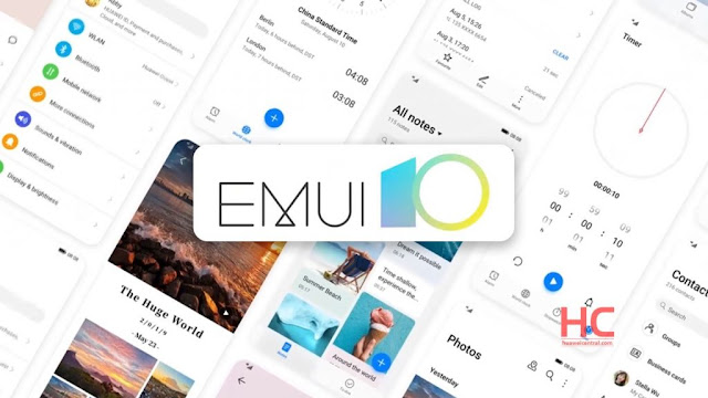Huawei announces first phones to get EMUI 10 | Techno Abdul