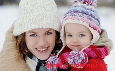 Cách phòng chống  mũi họng cho trẻ nhỏ ở mùa đông